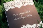 Оформление кружевной свадьбы