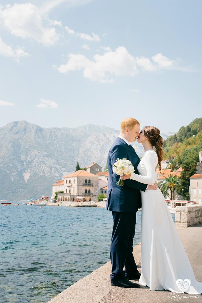 Черногорская летняя свадьба22