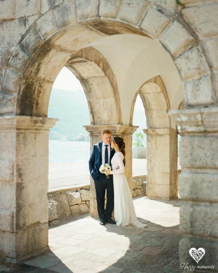 Черногорская летняя свадьба30