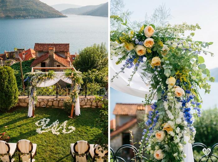 Черногорская летняя свадьба35