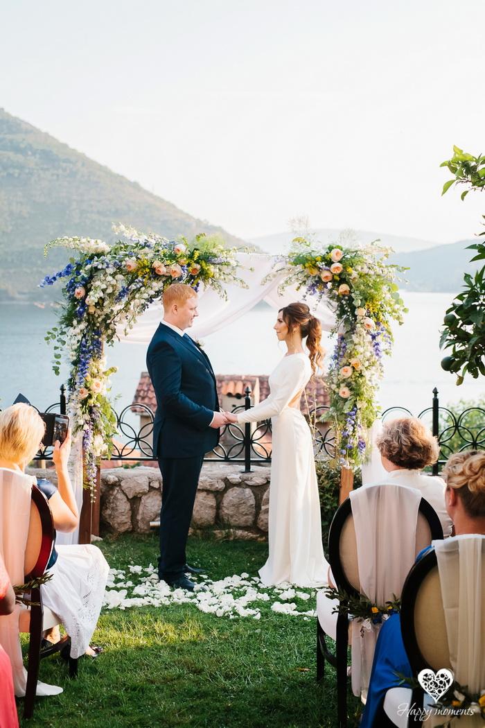 Черногорская летняя свадьба39