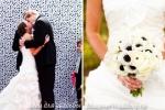 Свадьба в горошек