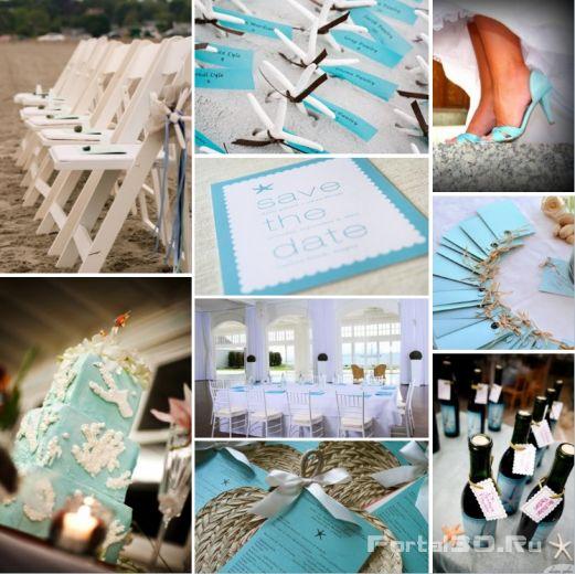Свадьба в морском стиле, стиле цирк и прованском стиле Happy moments