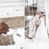 Свадьба зимой - тонкости организации
